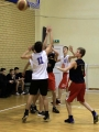 Krepšinio turnyras trys prieš tris
