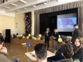 Europos dienos renginys: protmūšis, skirtas ES, su Senvagės gimnazijos mokiniais