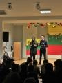 Istorijos viktorina kartu su S. Nėries gimnazistais