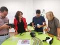 Tarptautinio projekto VR@ School  mokymai Jasuose