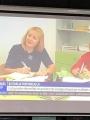 Projektas pristatomas per Nacionalinę Rumunijos televiziją