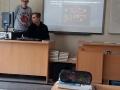 Fizikos tiriamųjų darbų pristatymas
