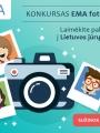 "Konkurso ""EMA fotografas"" laimėtojai"