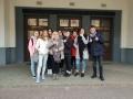 Vilniaus Karoliniškių ir Vilniaus Salomėjos Nėries gimnazijų mokinių mainų programos dalyviai