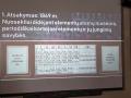 Protmūšis, skirtas periodinės cheminių elementų lentelės 150 metų paminėti
