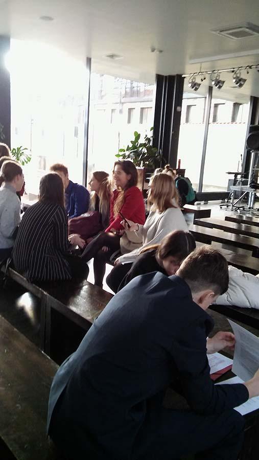 Debatai Kauno jėzuitų gimnazijoje