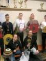 Vilniaus miesto mokyklų žaidynių štangos spaudimo varžybų čempionai