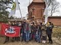"""Jaunimo eisena """"Lietuvos valstybės keliu"""""""