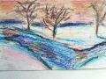 Žiemos peizažai