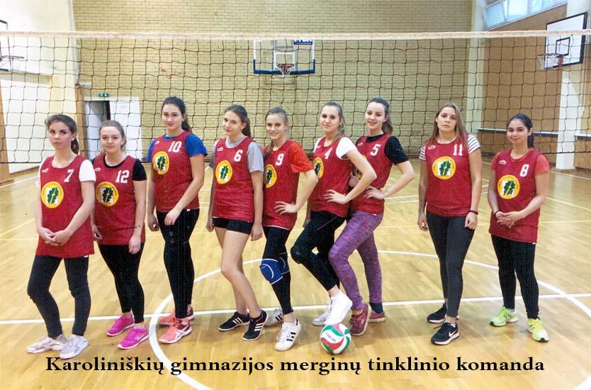 Merginu_tinklinio_komanda